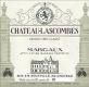 Château Lascombes  Deuxième Cru - label