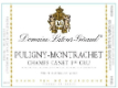 Domaine Latour-Giraud Puligny-Montrachet Premier Cru Champ Canet - label