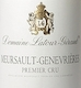 Domaine Latour-Giraud Meursault Premier Cru Genevrières - label