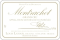 Maison Louis Latour Montrachet Grand Cru  - label