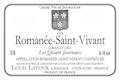Maison Louis Latour Romanée-Saint-Vivant Grand Cru Les Quatre Journaux - label