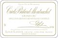 Maison Louis Latour Criots-Bâtard-Montrachet Grand Cru  - label