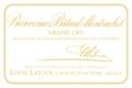 Maison Louis Latour Bienvenues-Bâtard-Montrachet Grand Cru  - label