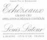 Maison Louis Latour Echezeaux Grand Cru  - label