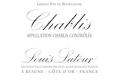 Maison Louis Latour Chablis  - label