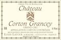 Maison Louis Latour Corton Grand Cru Château Corton Grancey - label