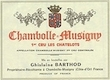 Domaine Ghislaine Barthod Chambolle-Musigny Premier Cru Les Chatelots - label