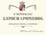 Château Latour-à-Pomerol  - label