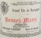 Dominique Laurent Bonnes-Mares Grand Cru Vieilles vignes - label
