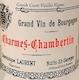 Dominique Laurent Charmes-Chambertin Grand Cru Vieilles vignes - label