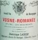 Dominique Laurent Vosne-Romanée Premier Cru Les Beaux Monts - label
