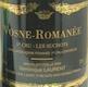 Dominique Laurent Vosne-Romanée Premier Cru Les Suchots - label