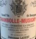 Dominique Laurent Chambolle-Musigny Premier Cru Derrière La Grange - label