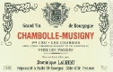 Dominique Laurent Chambolle-Musigny Premier Cru Les Charmes - label