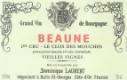 Dominique Laurent Beaune Premier Cru Clos des Mouches Vieilles Vignes - label