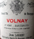 Dominique Laurent Volnay Premier Cru Santenots - label