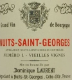 Dominique Laurent Nuits-Saint-Georges  - label