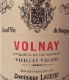 Dominique Laurent Volnay  - label