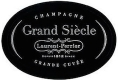 Laurent-Perrier Grand Siècle Grand Cru - label
