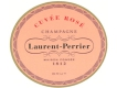 Laurent-Perrier Cuvée Rosé - label