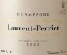 Laurent-Perrier La Cuvée Brut - label