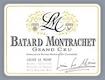 Lucien Le Moine Bâtard-Montrachet Grand Cru  - label