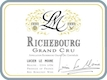 Lucien Le Moine Richebourg Grand Cru  - label