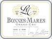 Lucien Le Moine Bonnes-Mares Grand Cru  - label
