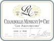 Lucien Le Moine Chambolle-Musigny Premier Cru Les Amoureuses - label