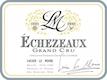 Lucien Le Moine Echezeaux Grand Cru  - label