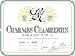 Lucien Le Moine Charmes-Chambertin Grand Cru  - label