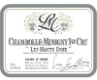 Lucien Le Moine Chambolle-Musigny Premier Cru Les Hauts Doix - label