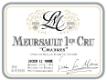 Lucien Le Moine Meursault Premier Cru Charmes - label