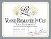 Lucien Le Moine Vosne-Romanée Premier Cru Les Suchots - label