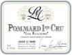 Lucien Le Moine Pommard Premier Cru Les Rugiens - label