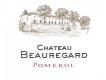 Château Beauregard  - label