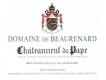 Domaine de Beaurenard Châteauneuf-du-Pape Blanc - label