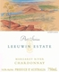 Leeuwin Estate Art Series Chardonnay - label