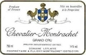 Domaine Leflaive Chevalier-Montrachet Grand Cru  - label
