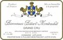Domaine Leflaive Bienvenues-Bâtard-Montrachet Grand Cru  - label