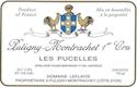 Domaine Leflaive Puligny-Montrachet Premier Cru Les Pucelles - label