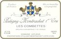 Domaine Leflaive Puligny-Montrachet Premier Cru Les Combettes - label