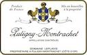 Domaine Leflaive Puligny-Montrachet  - label