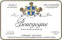 Domaine Leflaive Bourgogne Blanc - label