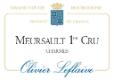 Olivier Leflaive Meursault Premier Cru Charmes - label