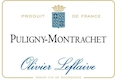 Olivier Leflaive Puligny-Montrachet  - label