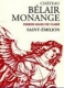 Château Belair-Monange  Premier Grand Cru Classé B - label