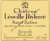 Château Léoville Poyferré  Deuxième Cru - label