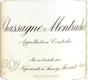 Maison Leroy Chassagne-Montrachet  - label