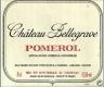Château Bellegrave  - label